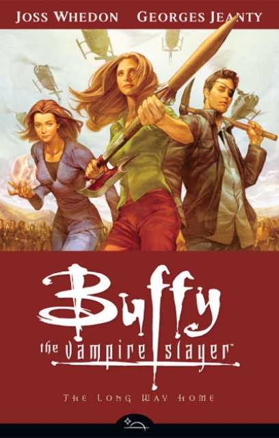 Buffy the Vampire Slayer Season Eight: The Long Way Home