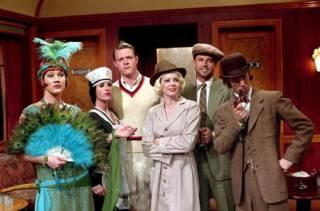 Morgan, Roxie, Harvey, Sabrina, Josh & Miles