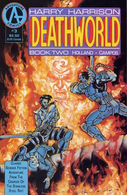 Deathworld: Book Two