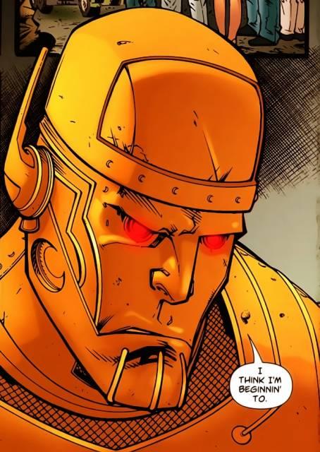 Robotman : Post-Infinite Crisis