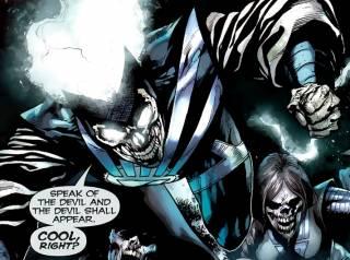 Black Lantern Firestorm
