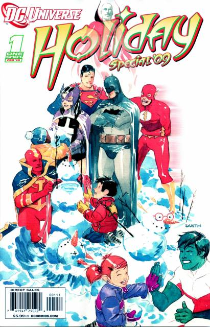 DC Universe Holiday Special '09