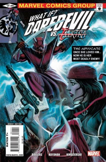 What If? Daredevil vs. Elektra