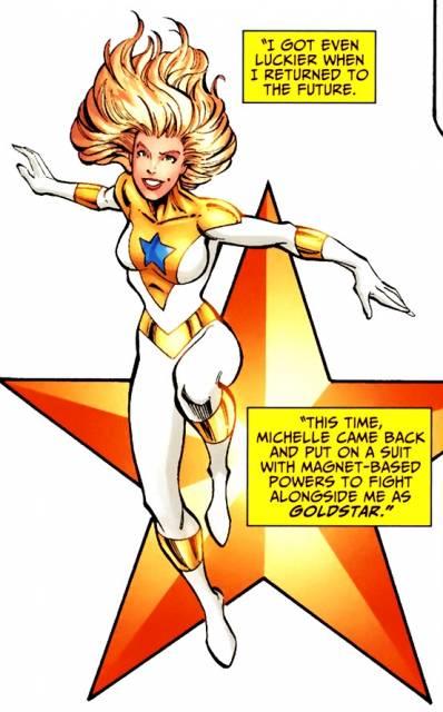 Goldstar II (Michelle Carter)