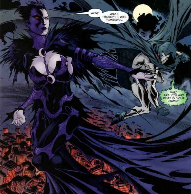 Eclipso and The Spectre