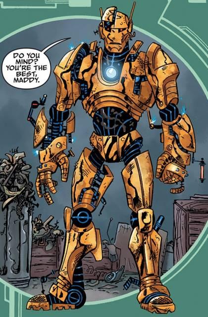Robotman: My Greatest Adventure Vol. 2
