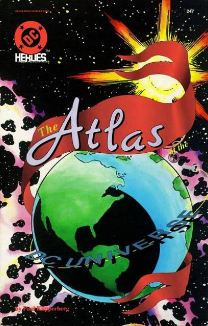 The Atlas of the DC Universe