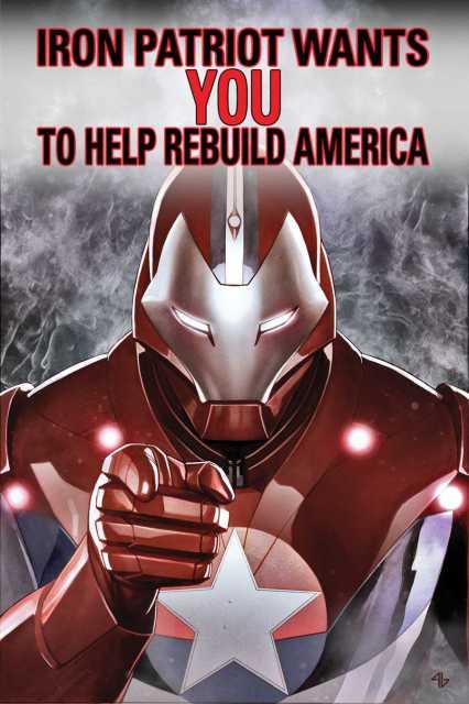 Ultimate Iron Patriot