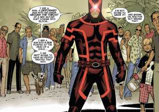 Cyclops' Mutant Pride