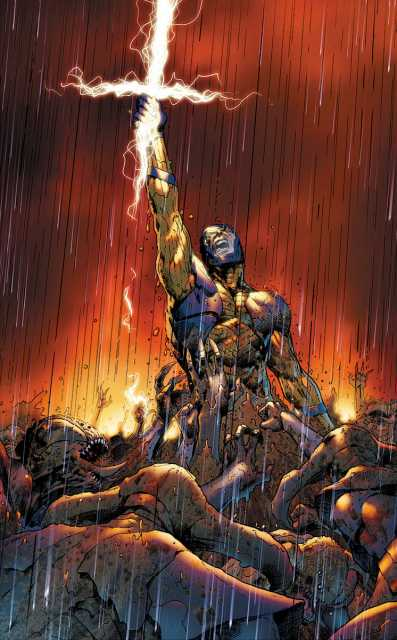 X-O Manowar takes the fight to The Vine