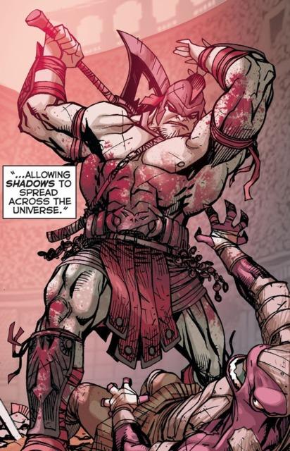 Jruk the gladiator