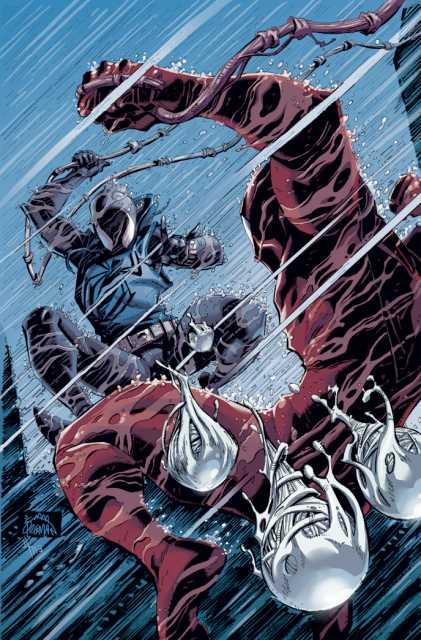 Scarlet Spider Vs Scarlet Spider