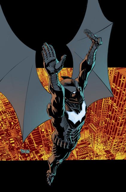 Luke Fox - Batwing