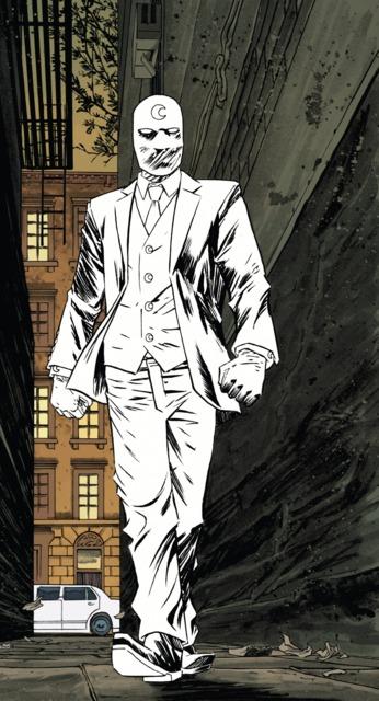 The Deadly Debonair Mr. Knight