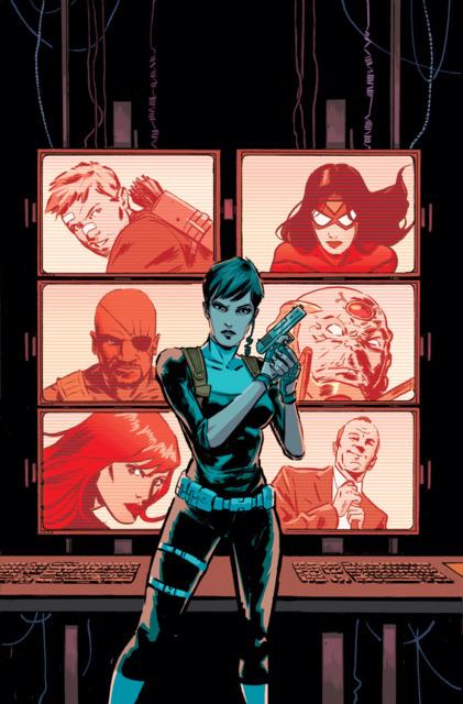 SHIELD's Secret Avengers
