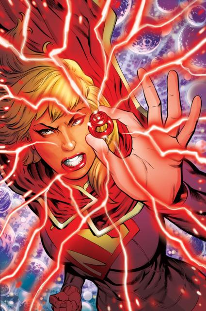 chosen as a Red Lantern