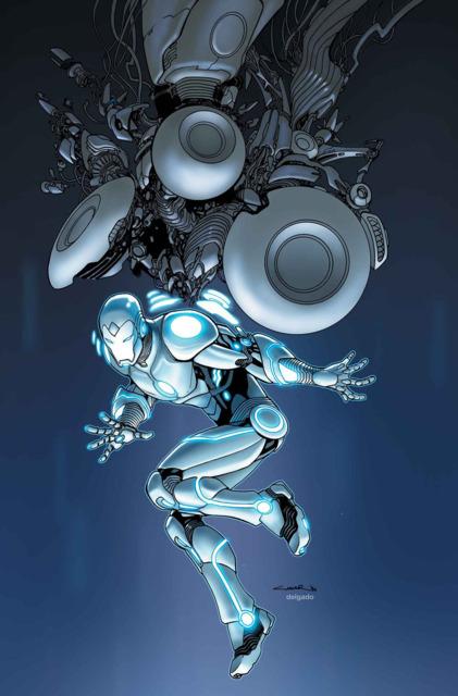 Tony as the Superior Iron Man