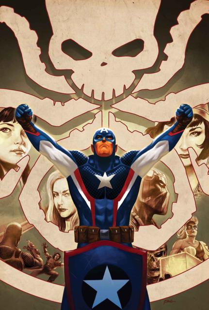 Steve Rogers: Agent of HYDRA