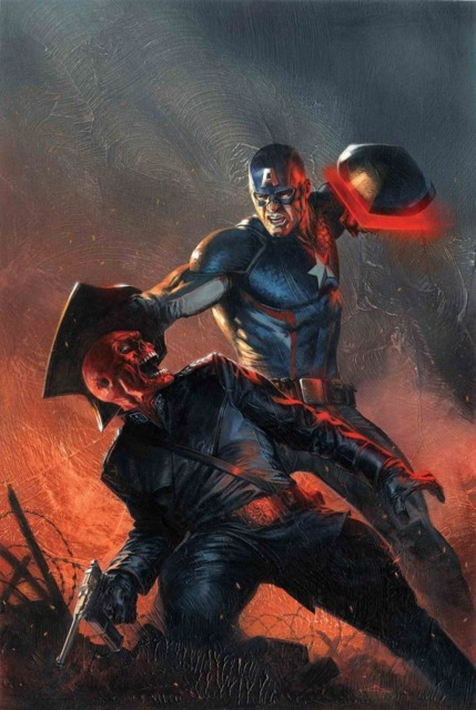 The fate of the clone Red Skull