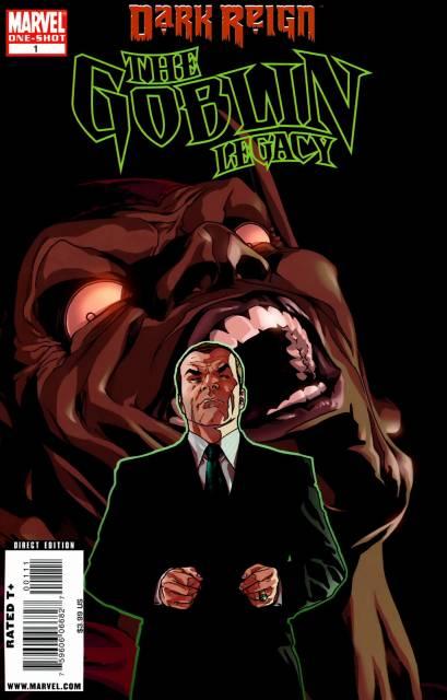 Dark Reign: The Goblin Legacy