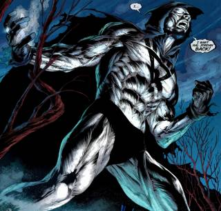 Black Lantern Spectre