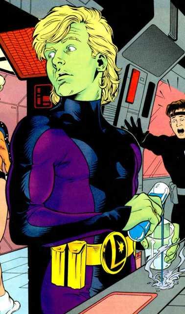 Brainiac 5 (Batch SW6)