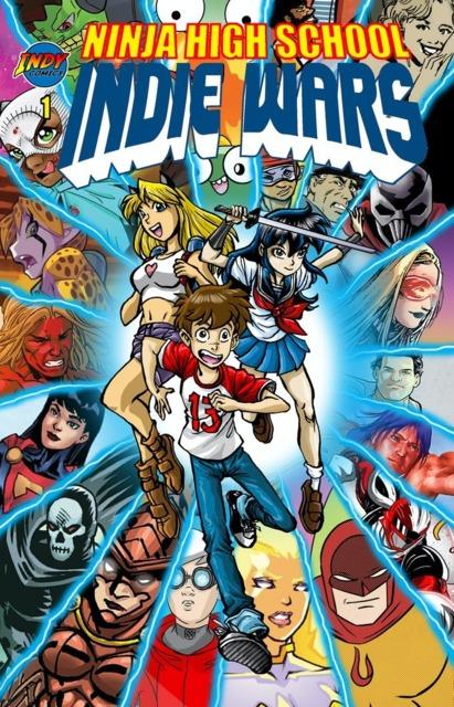 Ninja High School: Indie Wars