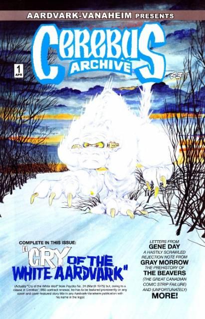 Cerebus Archive