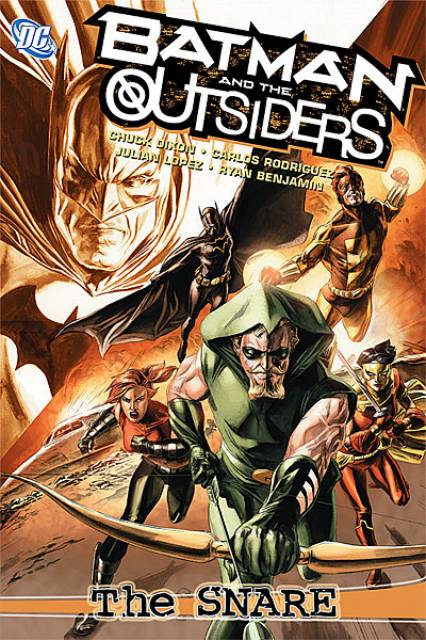 Batman and the Outsiders: The Snare