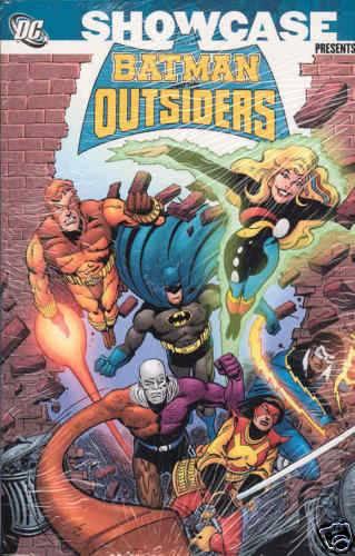 Showcase Presents: Batman and The Outsiders