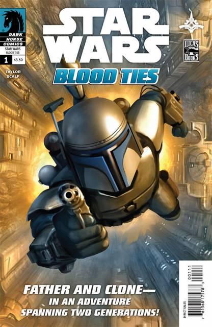 Star Wars: Blood Ties