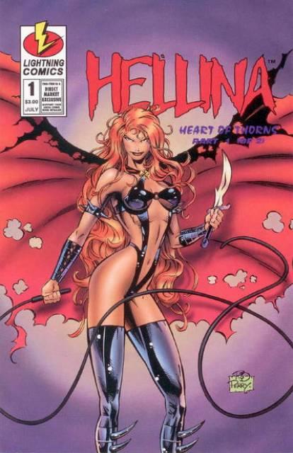 Hellina: Heart of Thorns
