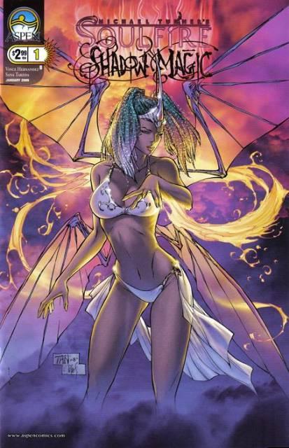 Michael Turner's Soulfire: Shadow Magic