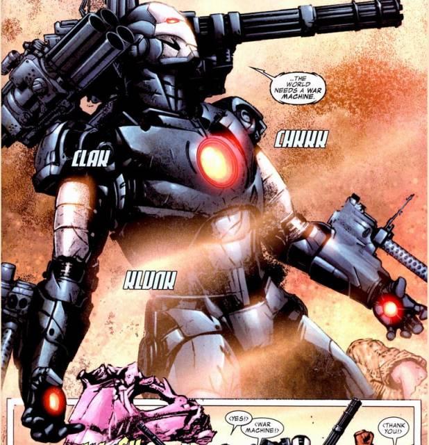 The world needs a War Machine