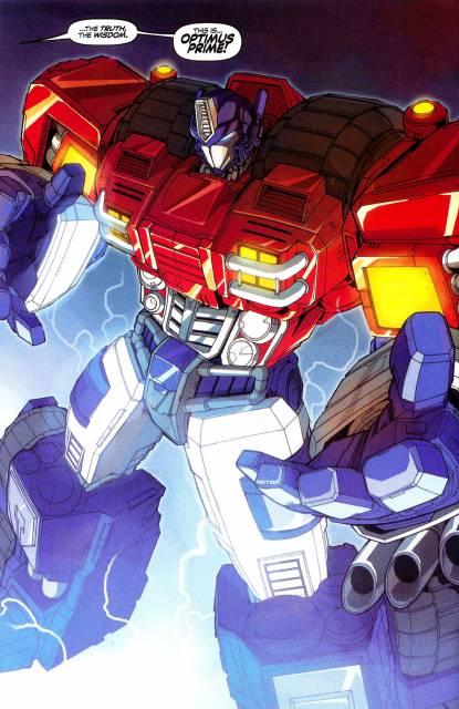 Optronix becomes Optimus Prime
