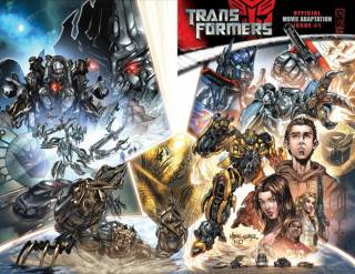 Transformers: The Movie Adaptation