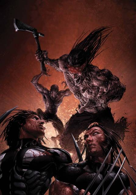 Warpath and Wolverine