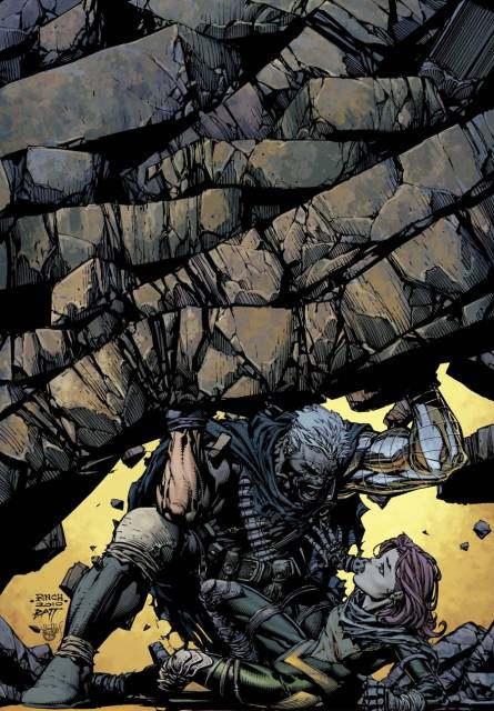 Cable: The Protector of Hope.