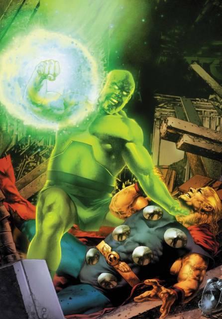 Thor: First Thunder #4