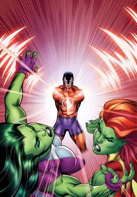 Versus the She-Hulks