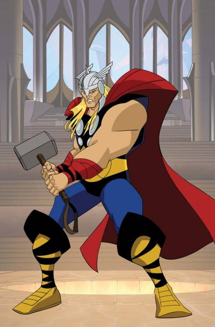 Thor - The Avengers: Earth's Mightiest Heroes animated series