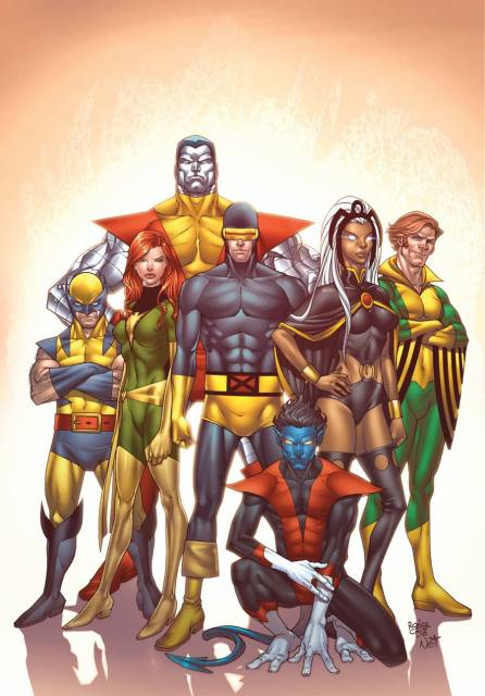 All-New, All-Different X-Men