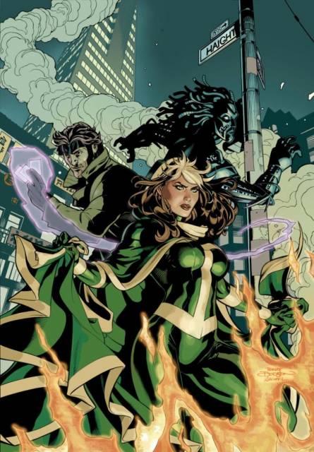 Gambit, Rogue, and Danger