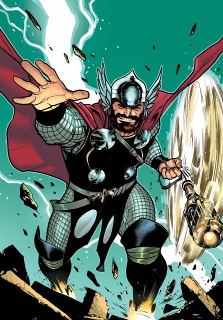 Thorcules: Hercules posing as Thor