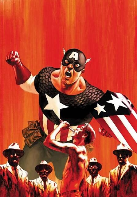 America's Super Soldier: Captain America