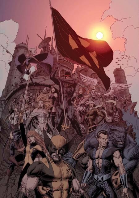 Cyclops founds Nation X