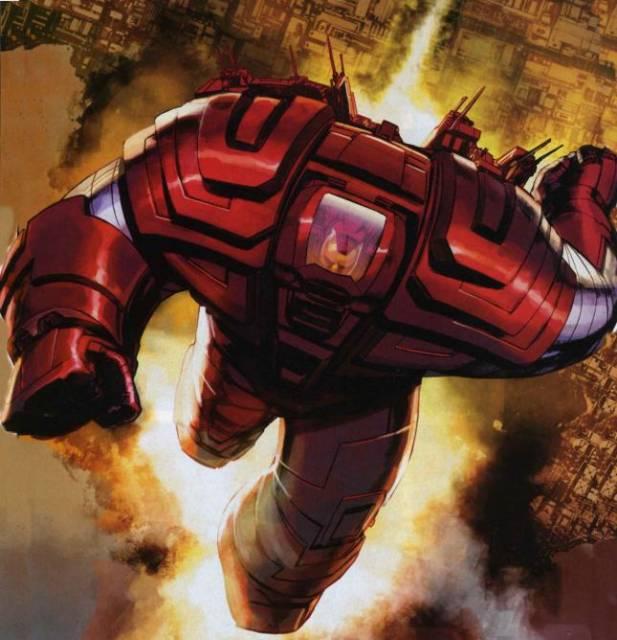 Hulkbuster Mk II