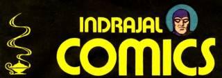 Indrajal Comics Logo 2