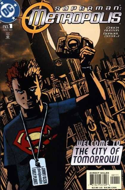 Superman: Metropolis