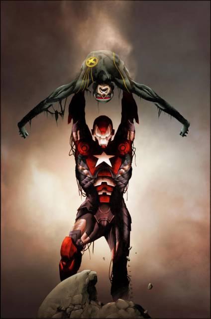 Dark Avengers vs. X-Men
